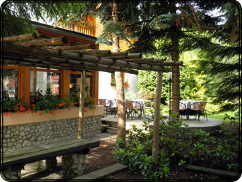 Accommodation in High Tatras - Pension Horal
